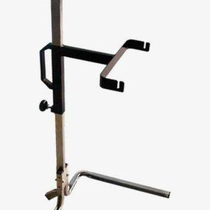 Cavalletto con n. 1 braccio per lampada manuale Monaldi