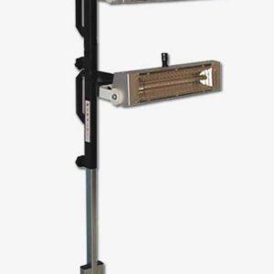 2° braccio per lampada manuale Monaldi